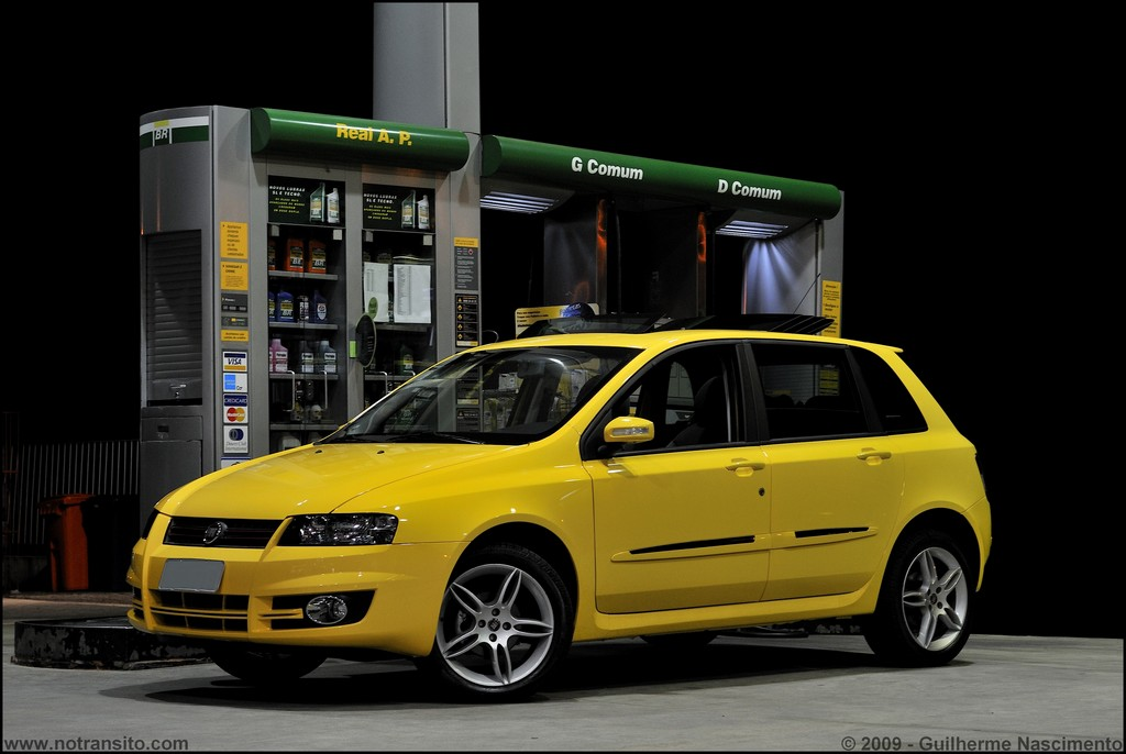 Fiat Stilo Sporting No Tr 226 Nsito