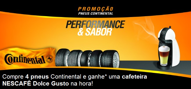 promo o performance sabor continental pneus no tr nsito. Black Bedroom Furniture Sets. Home Design Ideas