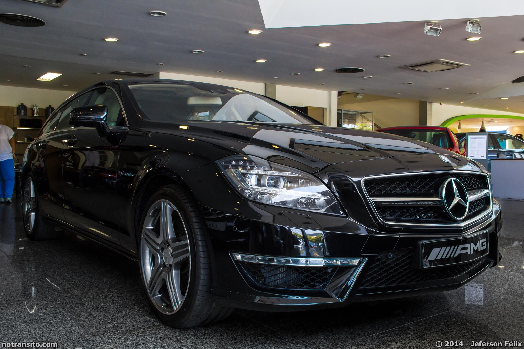 Mercedes Benz CLS 63 AMG Shooting Brake, AGO Mercedes Benz Barra Da Tijuca