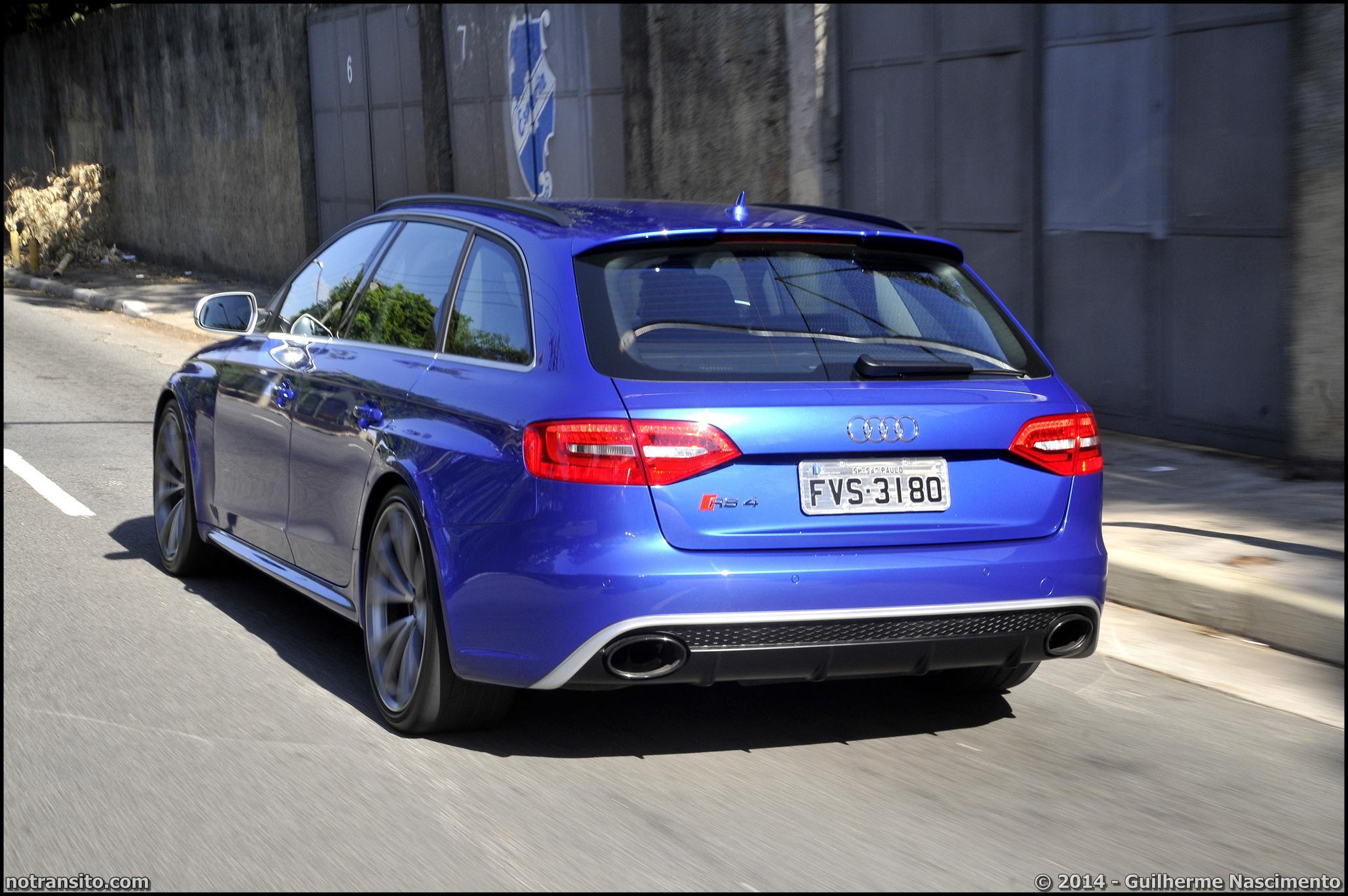 Test Drive Audi Rs4 Avant B8 No Tr 226 Nsito