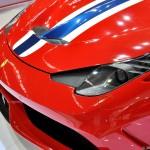 Salão do Automóvel de São Paulo 2014, 28º Salão do Automóvel de São Paulo, Ferrari 458 Speciale Rosso