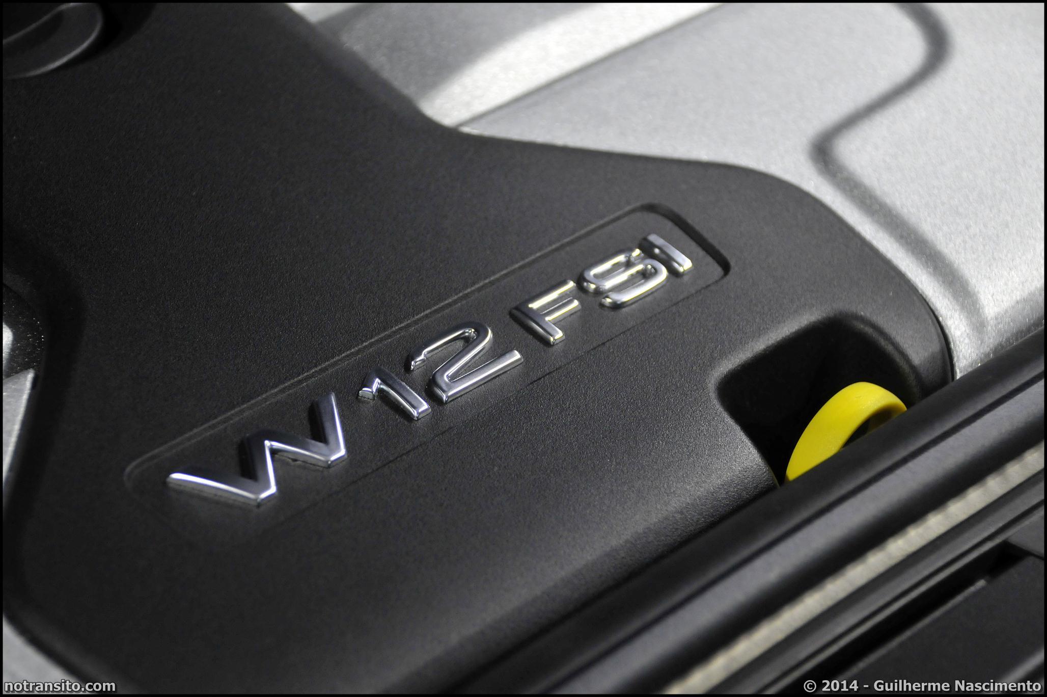 Audi A8 L W12 Exclusive Concept, W12 FSI engine, Salão do Automóvel 2014