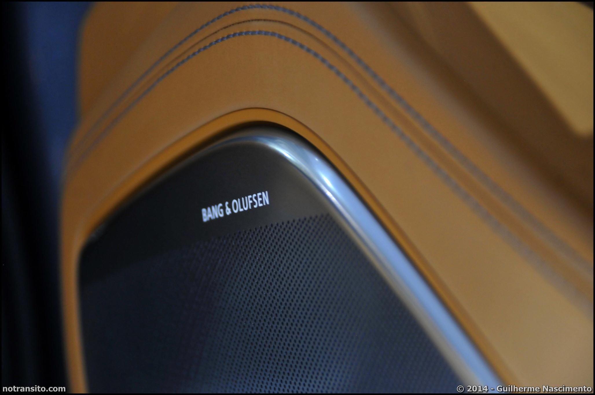 Audi A8 L W12 Exclusive Concept, Bang & Olufsen, Salão do Automóvel 2014