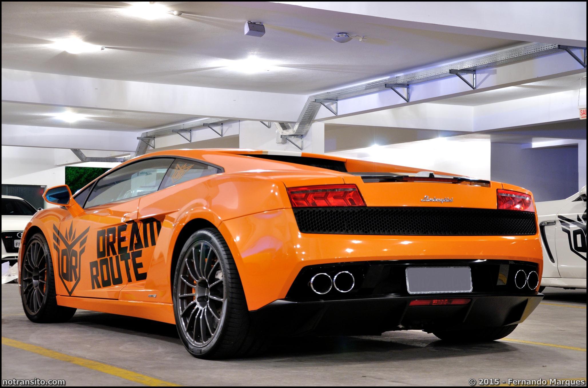 Dream Route, Lamborghini Galardo LP 550-2 Valentino Balboni