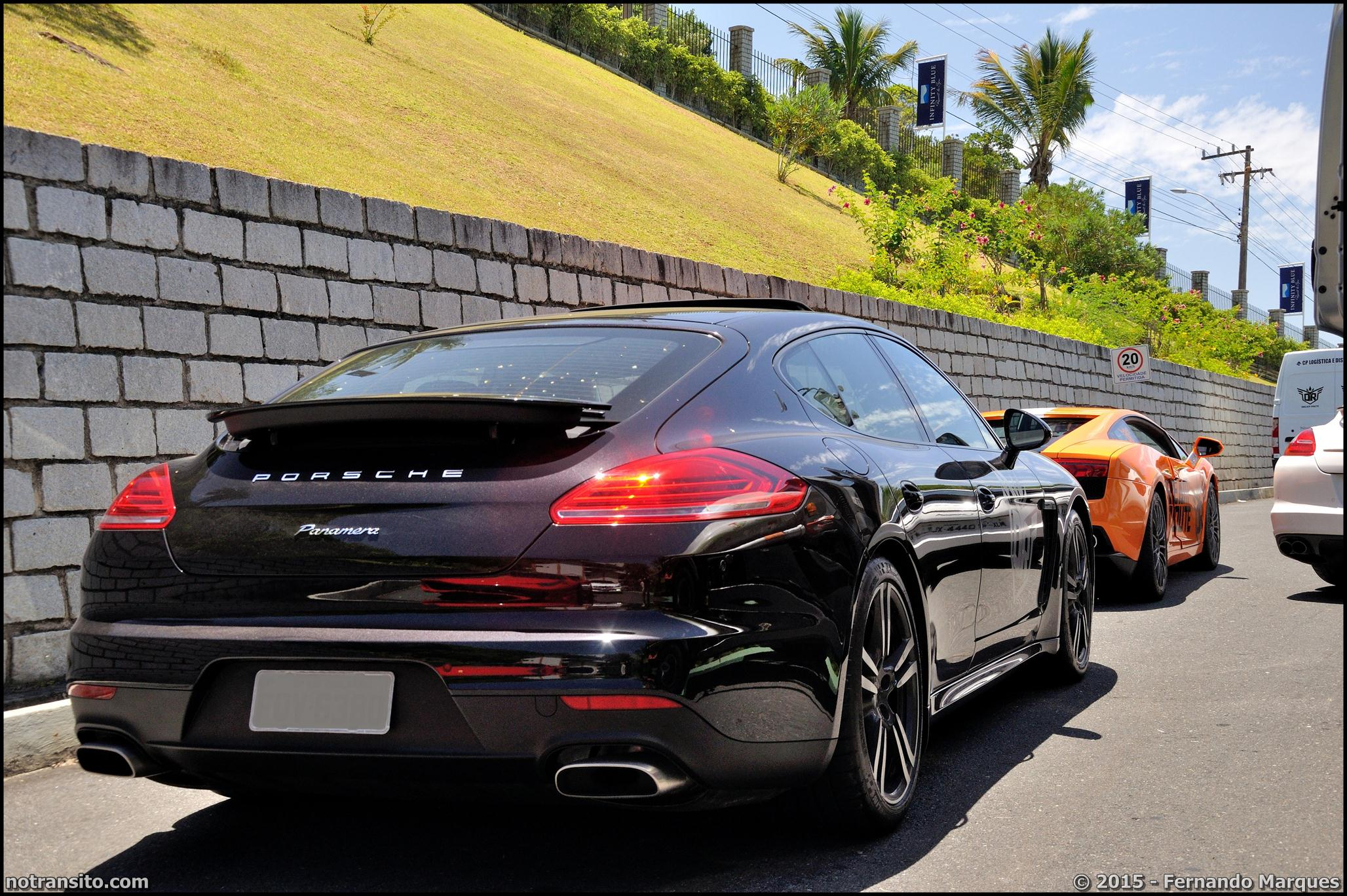 Dream Route, Porsche Panamera