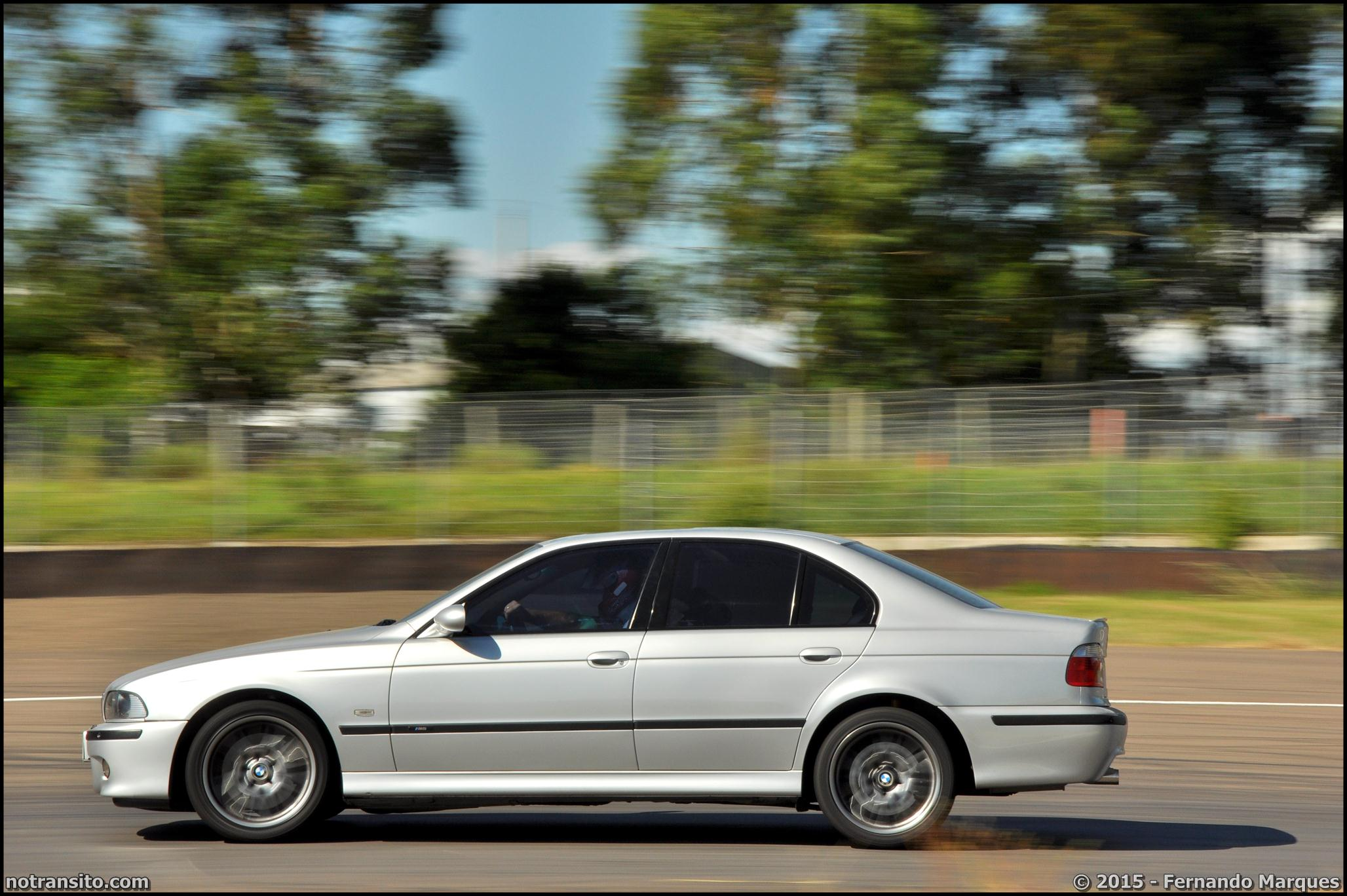 Dream Route, BMW M5 E39 Panning