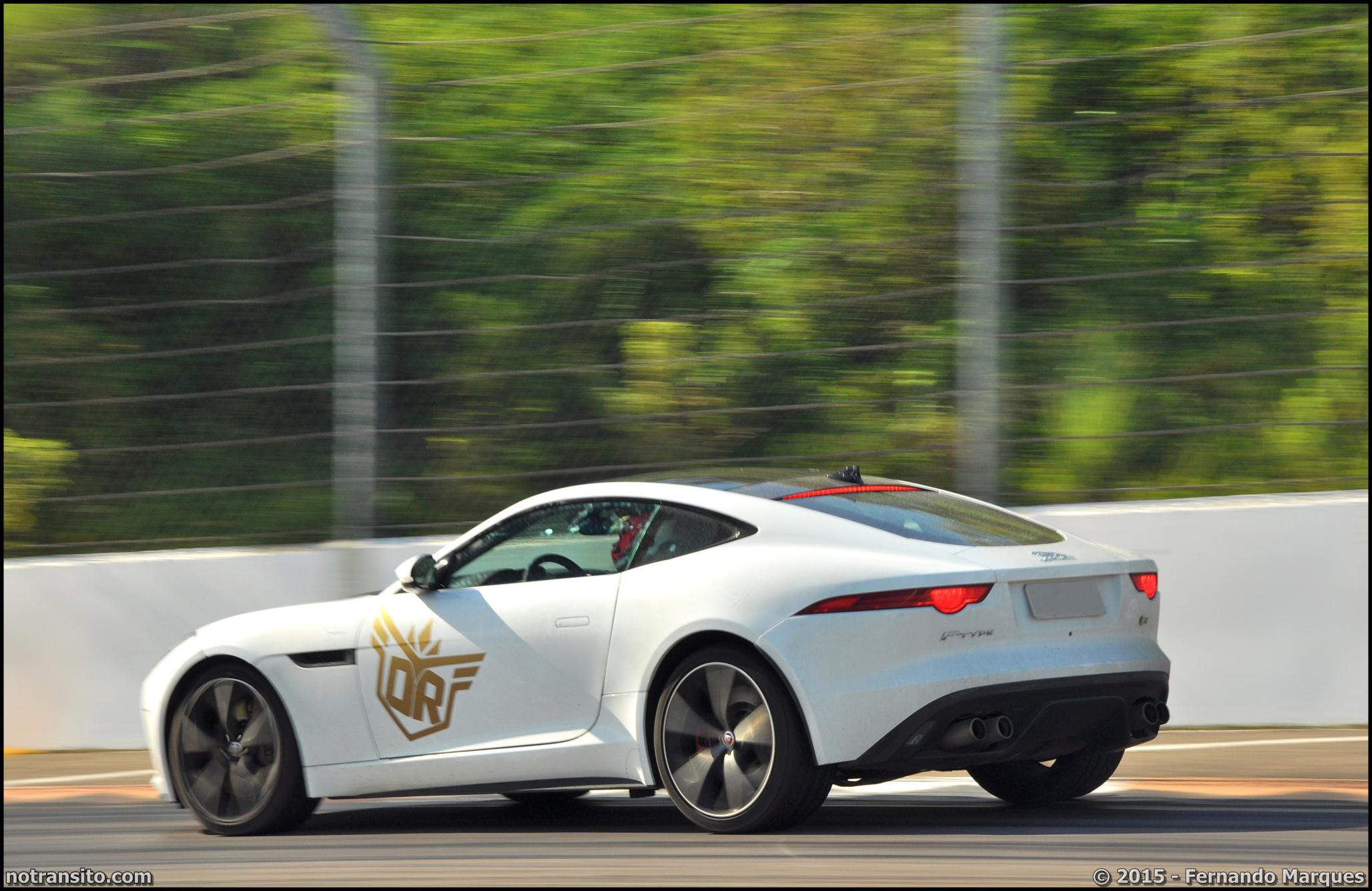 Dream Route, Jaguar F-Type R Coupe