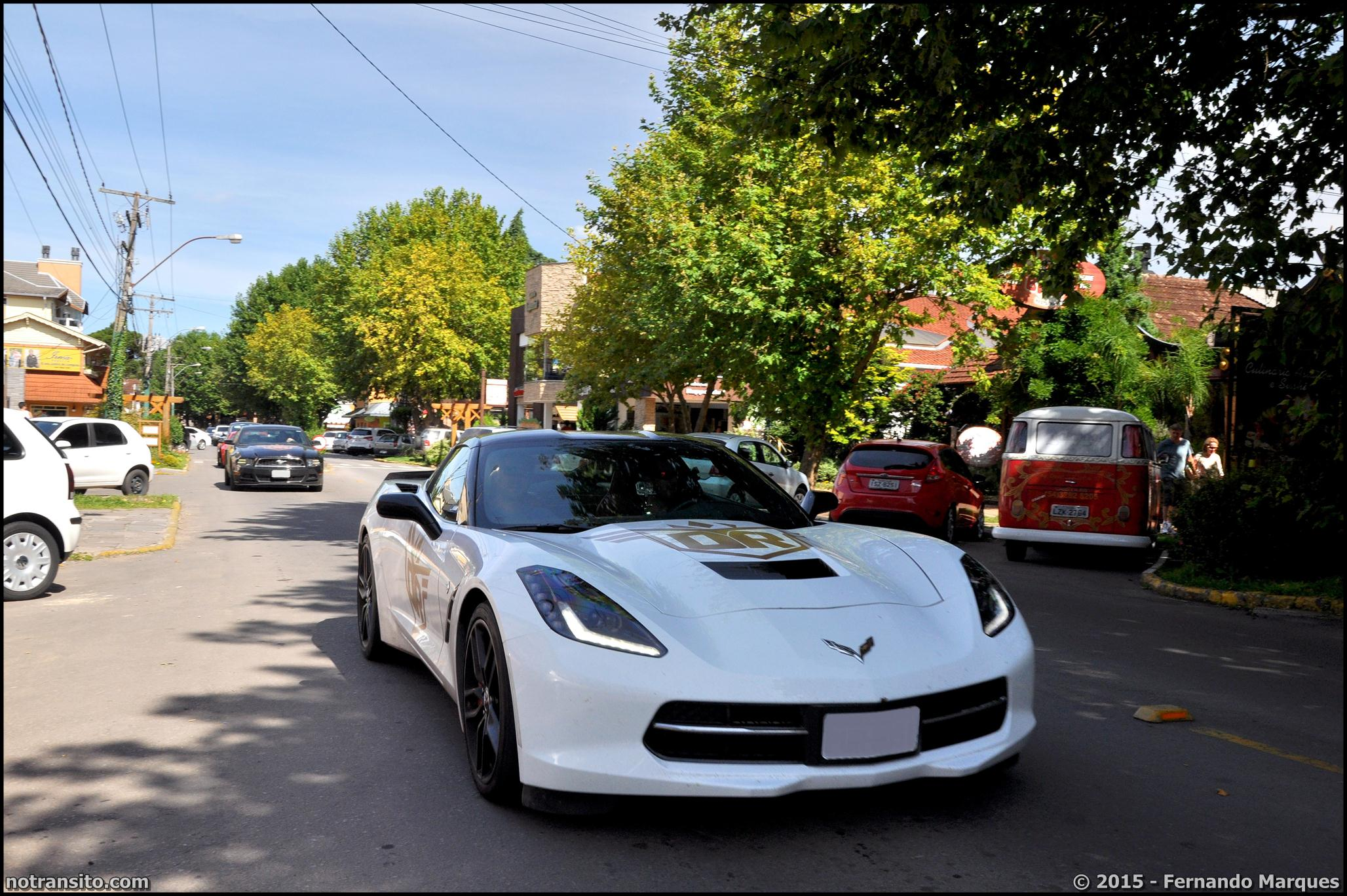 Dream Route, Chevrolet Corvette C7 Stingray