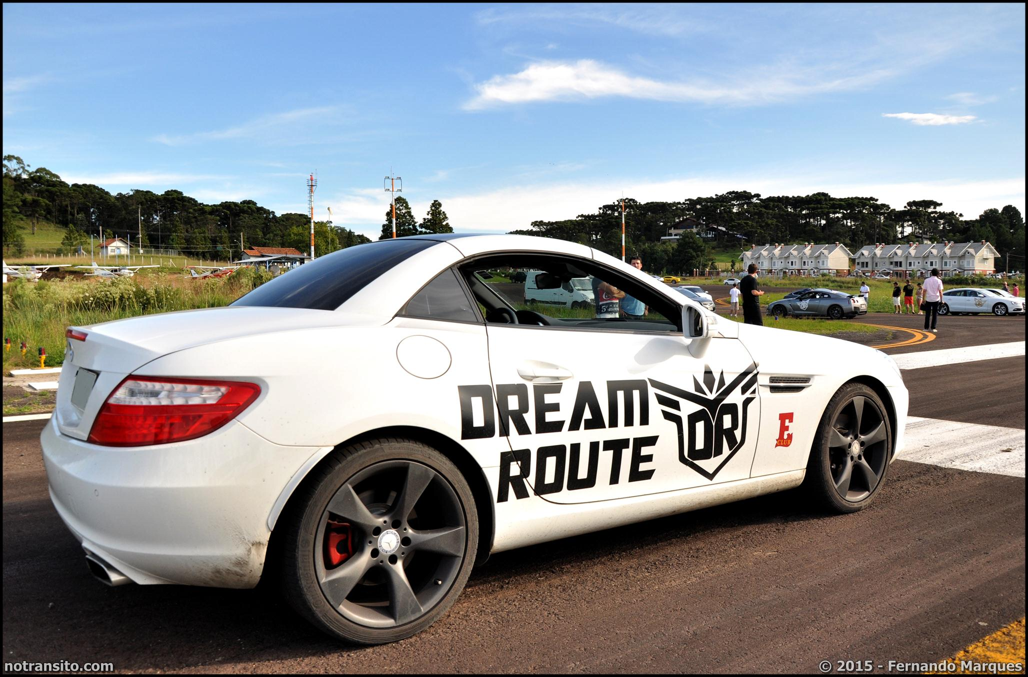 Dream Route, Mercedes-Benz SLK 250