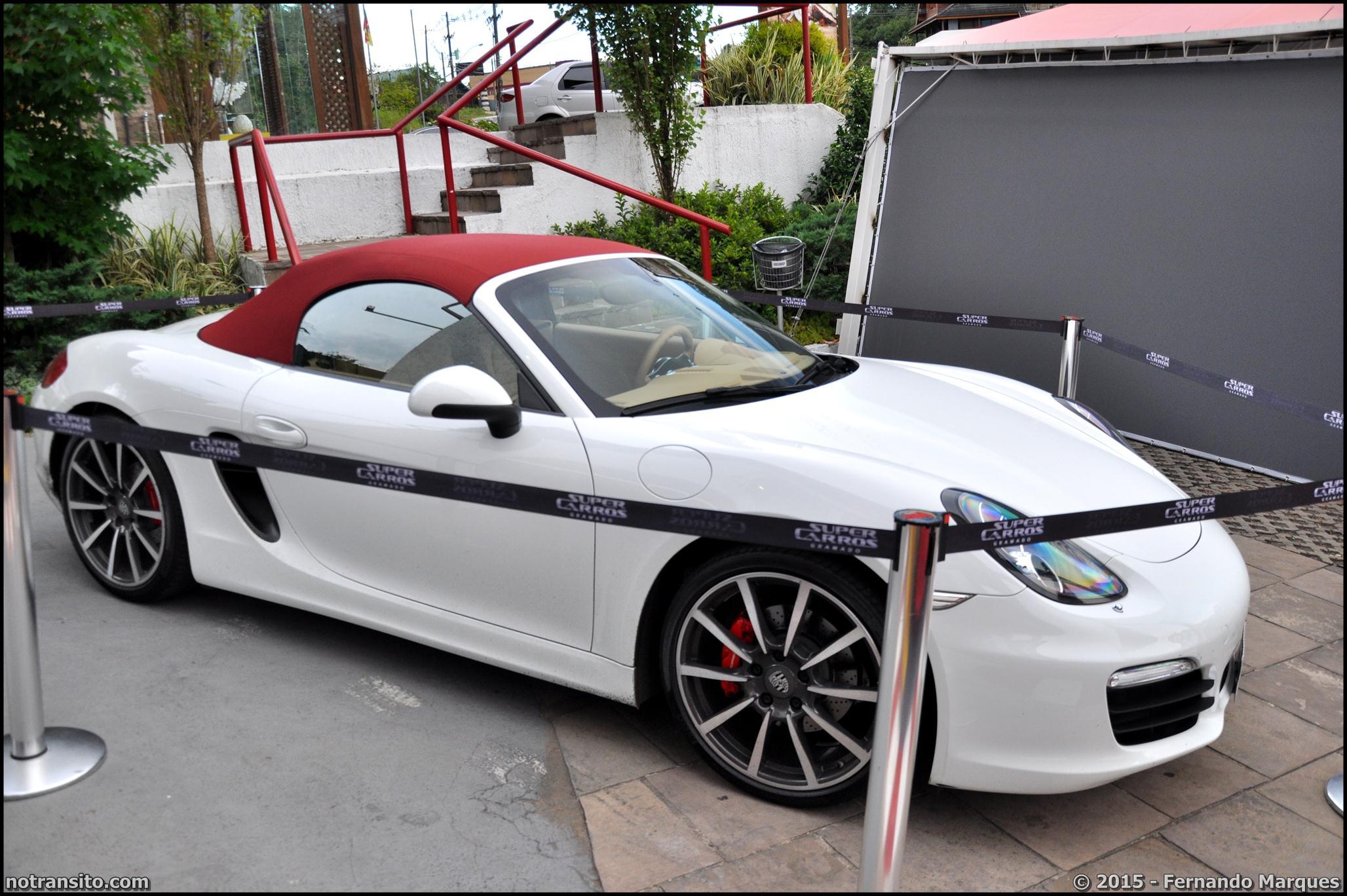 Dream Route, Super Carros Gramado, Porsche Boxster