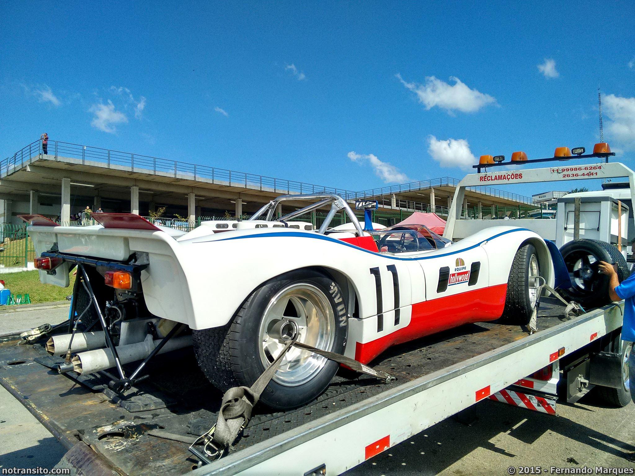 Porsche 908, Oktane Challenge Interlagos 2015