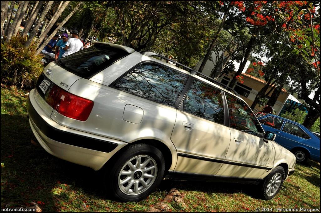 Bubble Gun Treffen 2014 – o primeiro evento do Audi, ainda original!