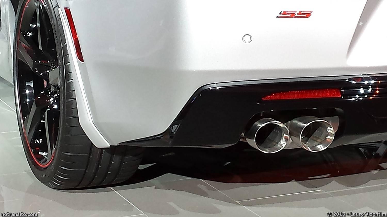 Chevrolet Camaro SS Detroit Auto Show 2016