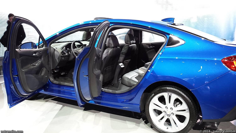 Chevrolet Cruze Detroit Auto Show 2016