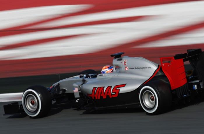 A Haas deve vir de maneira decente, mas já sentiu na pista a diferença que a separa das demais.