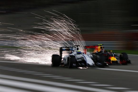 Bonito. Esse foi o GP do Bahrein deste ano.