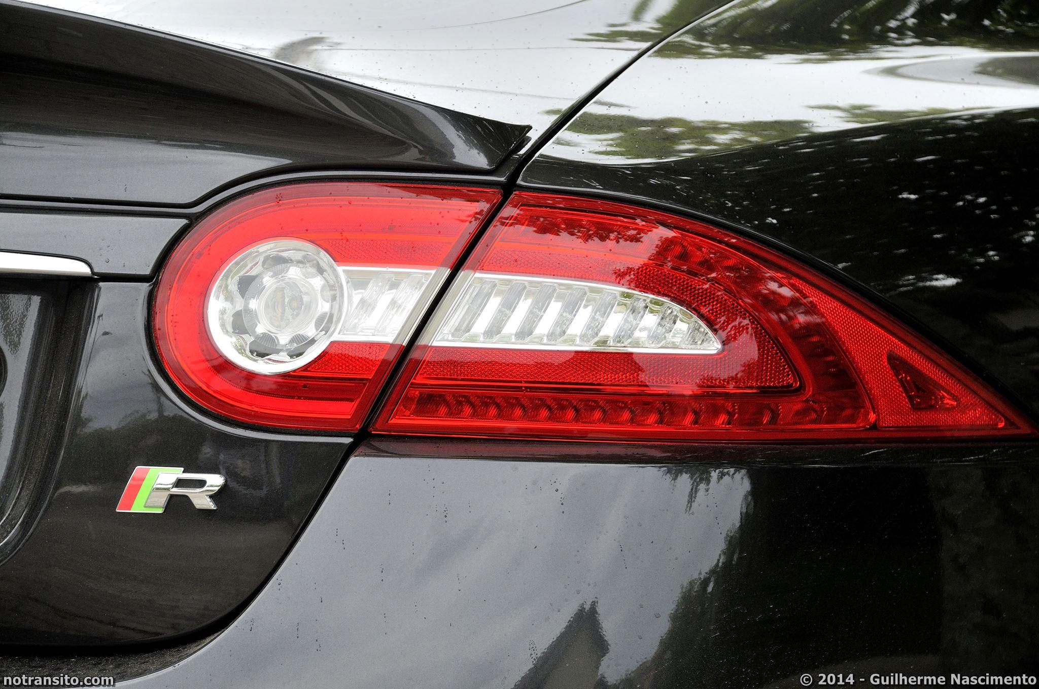 Jaguar XKR Stratus Grey Metallic, Jurerê Internacional