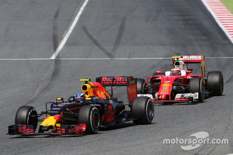 f1-spanish-gp-2016-max-verstappen-red-bull-racing-and-kimi-raikkonen-scuderia-ferrari