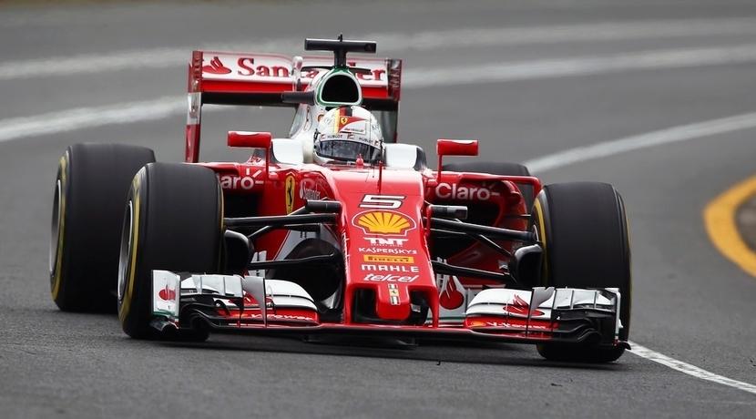 Vettel deixou escapar a vitória, porque desta vez, parece que dava.