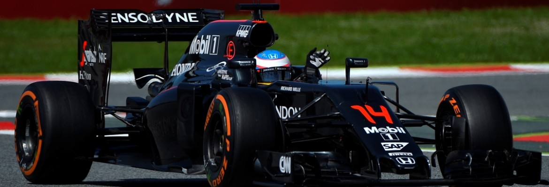 Fernando Alonso voltou a andar (um pouco) mais a frente