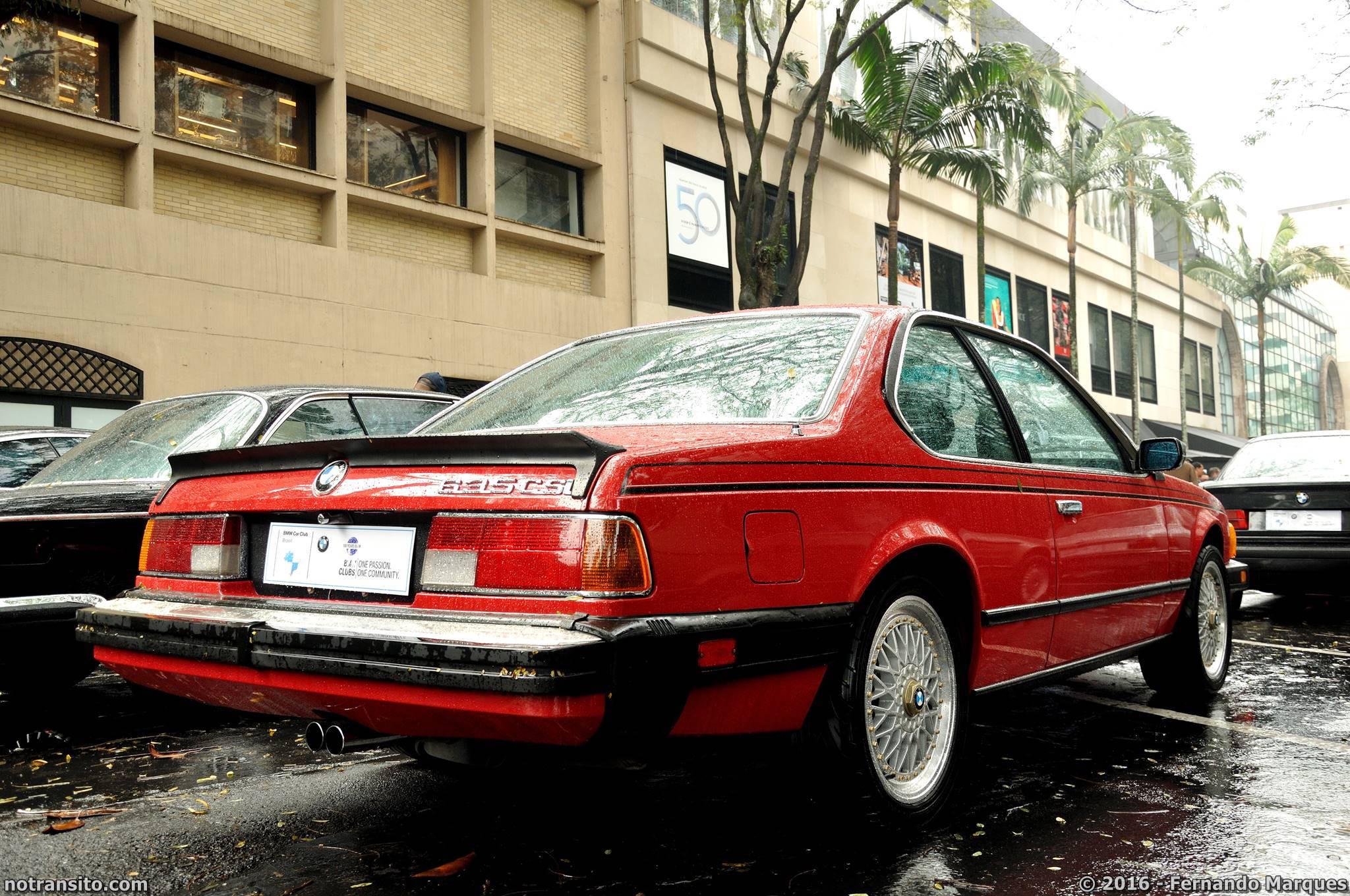 Exposição Retrospectiva 100 Anos BMW Shopping Iguatemi