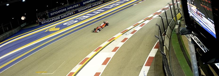 Vettel fez uma tremenda corrida, sem muito alarde.