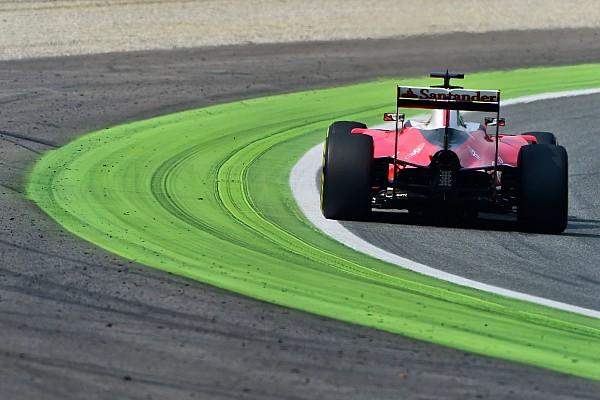 Vettel foi terceiro, o que pode ser considerado uma vitória.