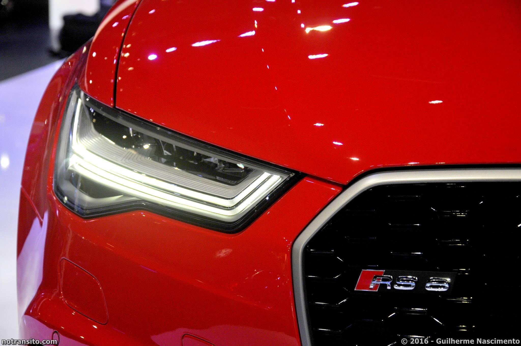 Audi RS6 Avant Performance, Salão do Automóvel 2016, 29º Salão do Automóvel de São Paulo
