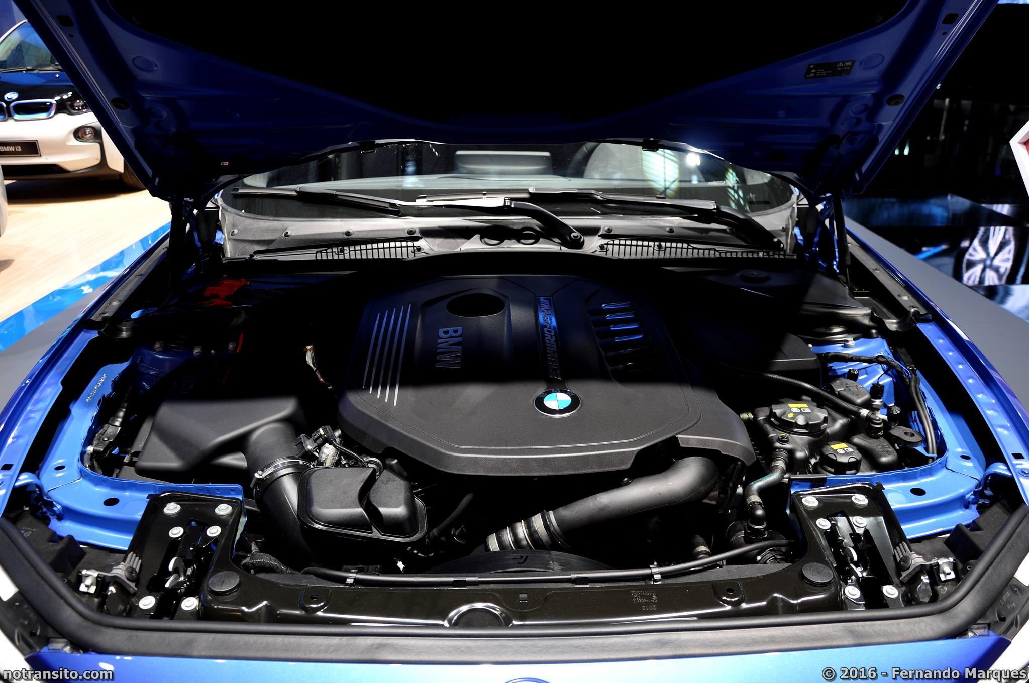 BMW M140i, Salão do Automóvel 2016, 29º Salão do Automóvel de São Paulo