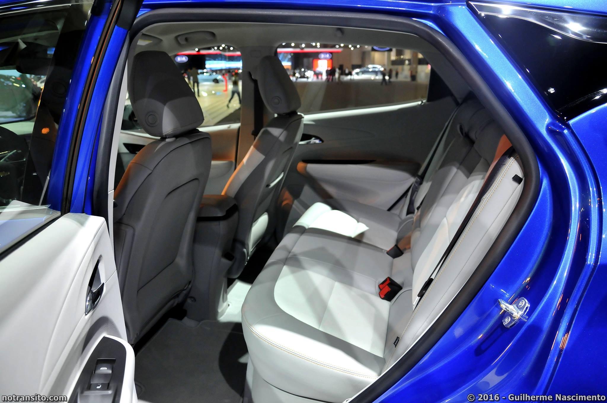 Chevrolet Bolt EV, Salão do Automóvel 2016, 29º Salão do Automóvel de São Paulo