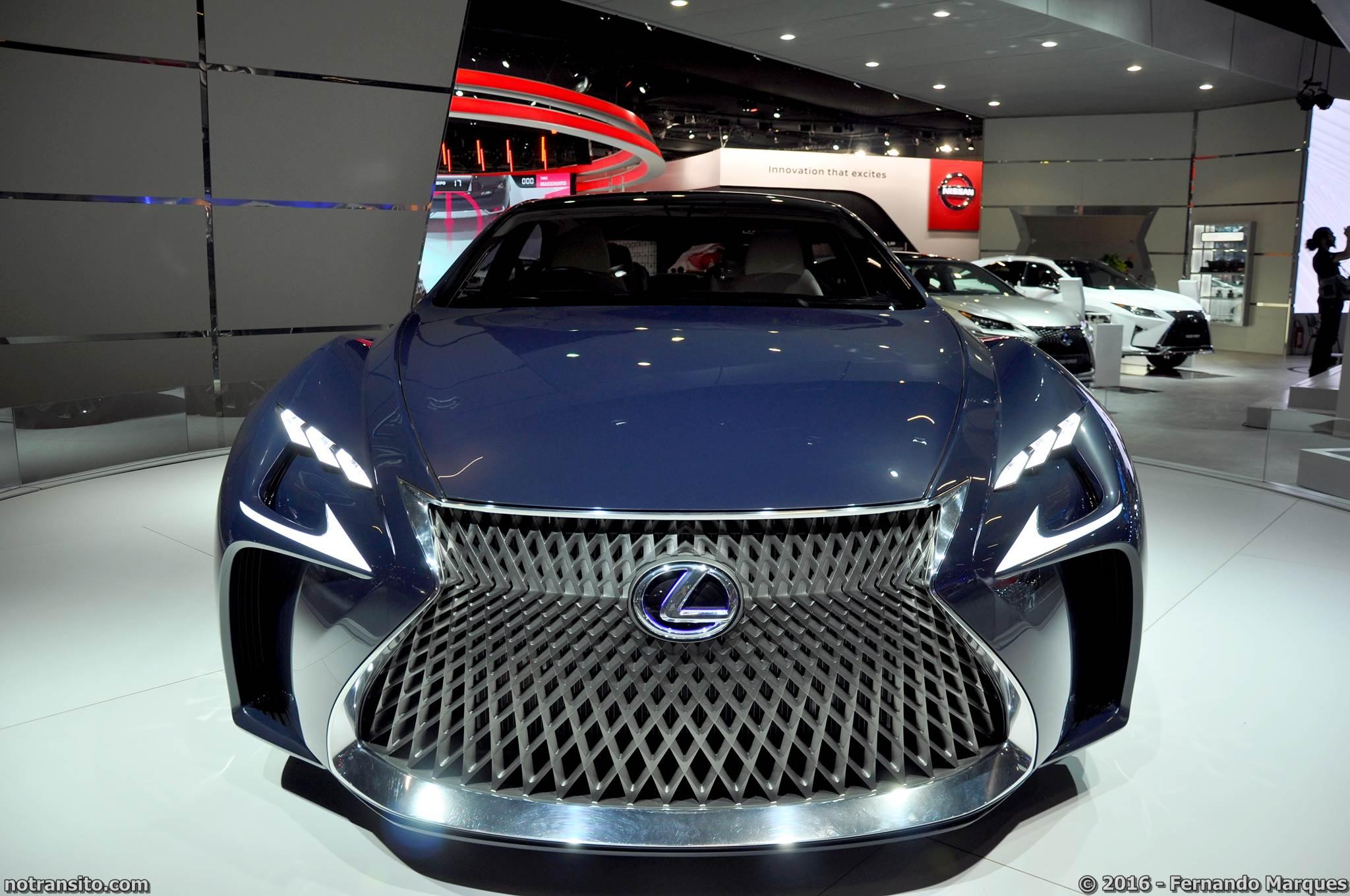 Lecus LC-FC Concept Salão do Automóvel 2016