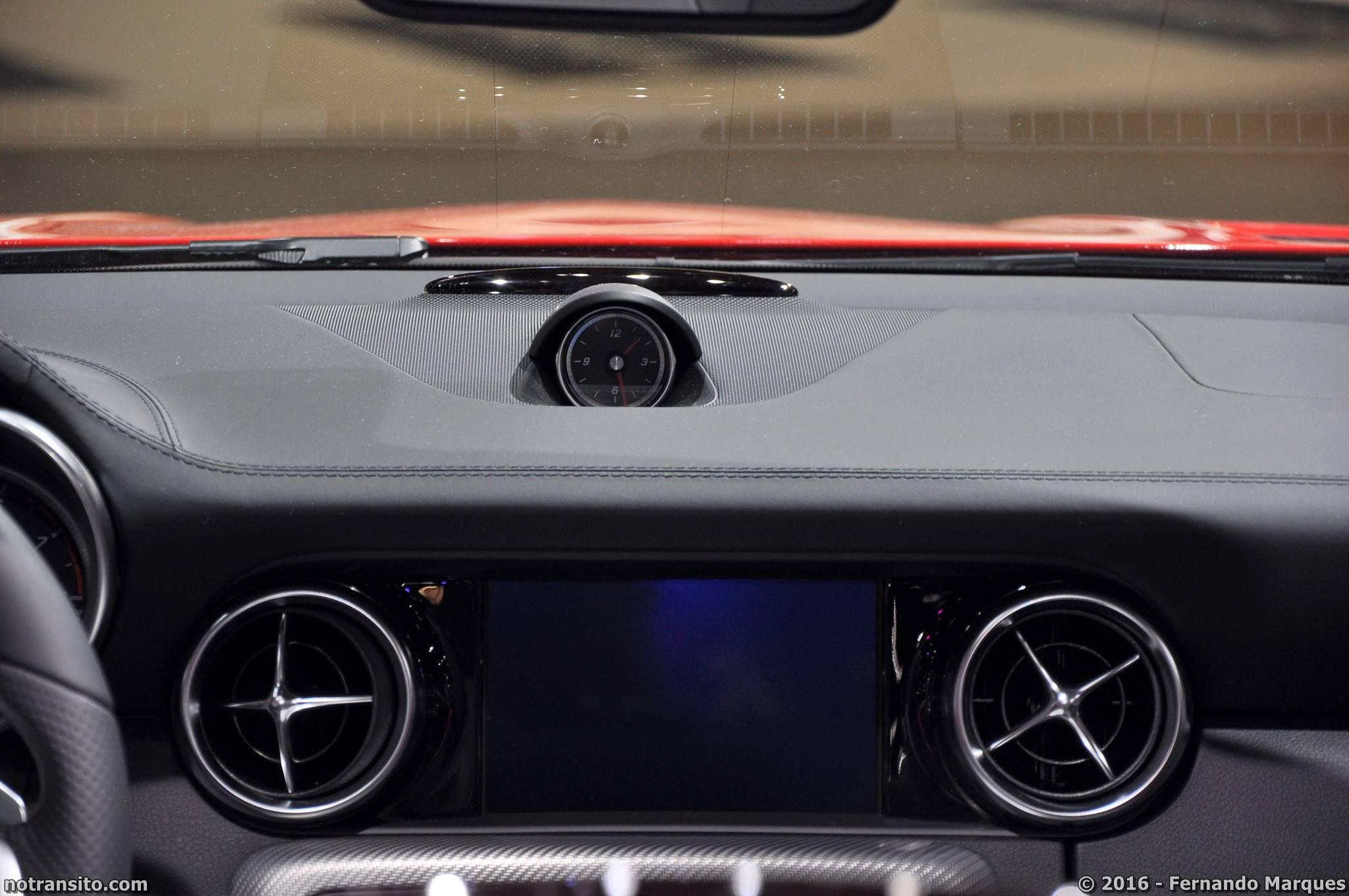 Mercedes-AMG SLC 43 Salão do Automóvel 2016