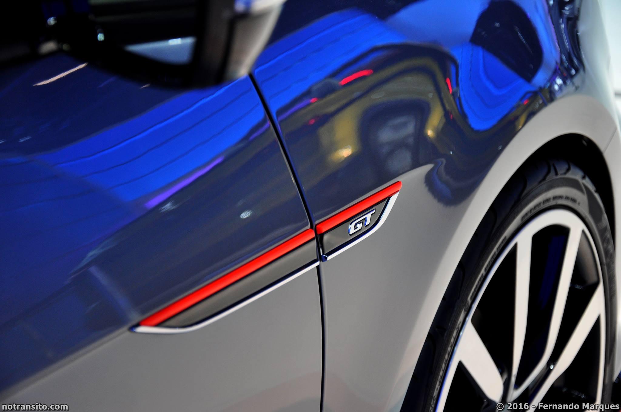 Volkswagen Gol GT Concept, Salão do Automóvel 2016, 29º Salão do Automóvel de São Paulo
