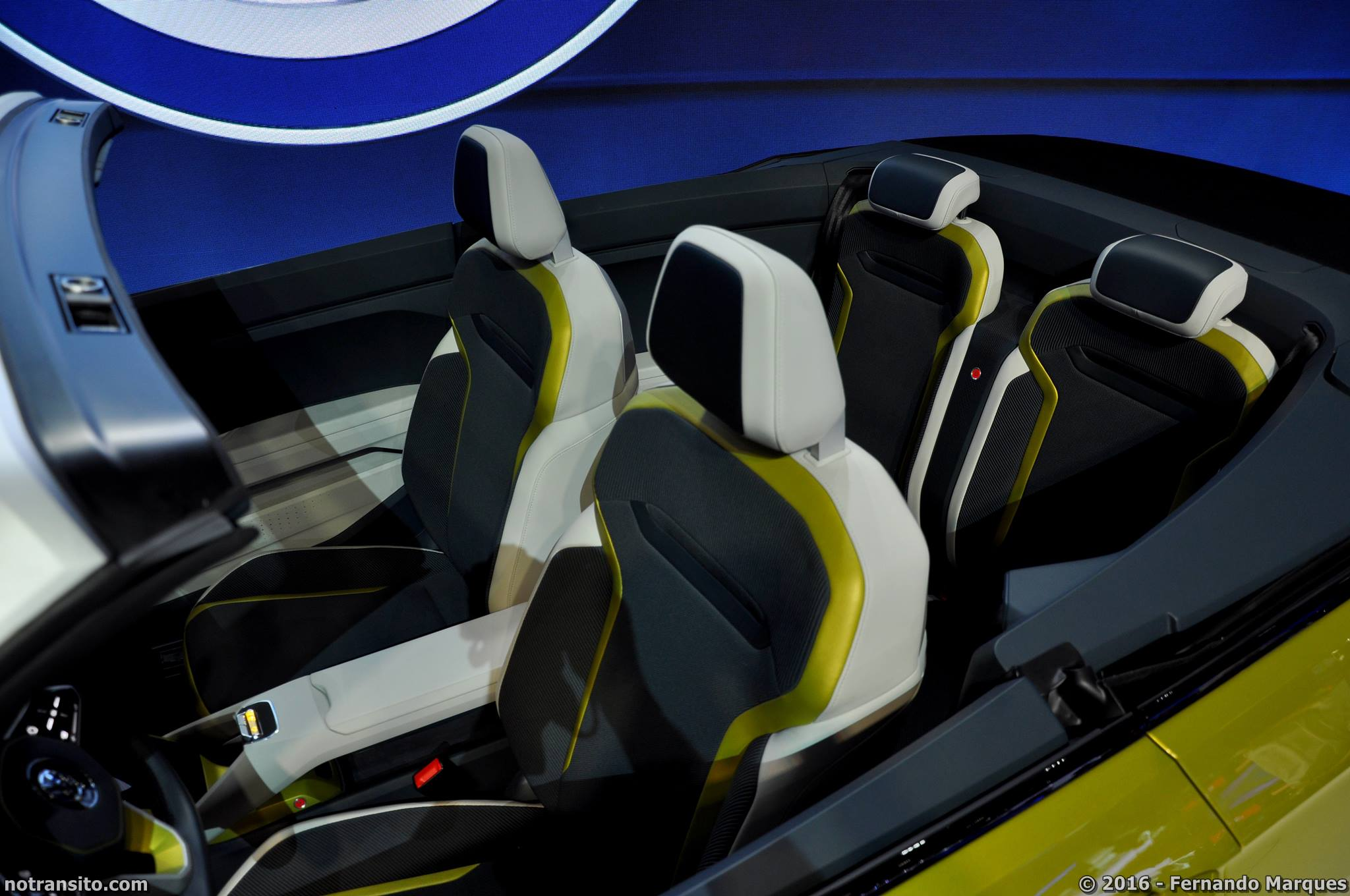 Volkswagen T-Cross Breeze Concept, Salão do Automóvel 2016, 29º Salão do Automóvel de São Paulo