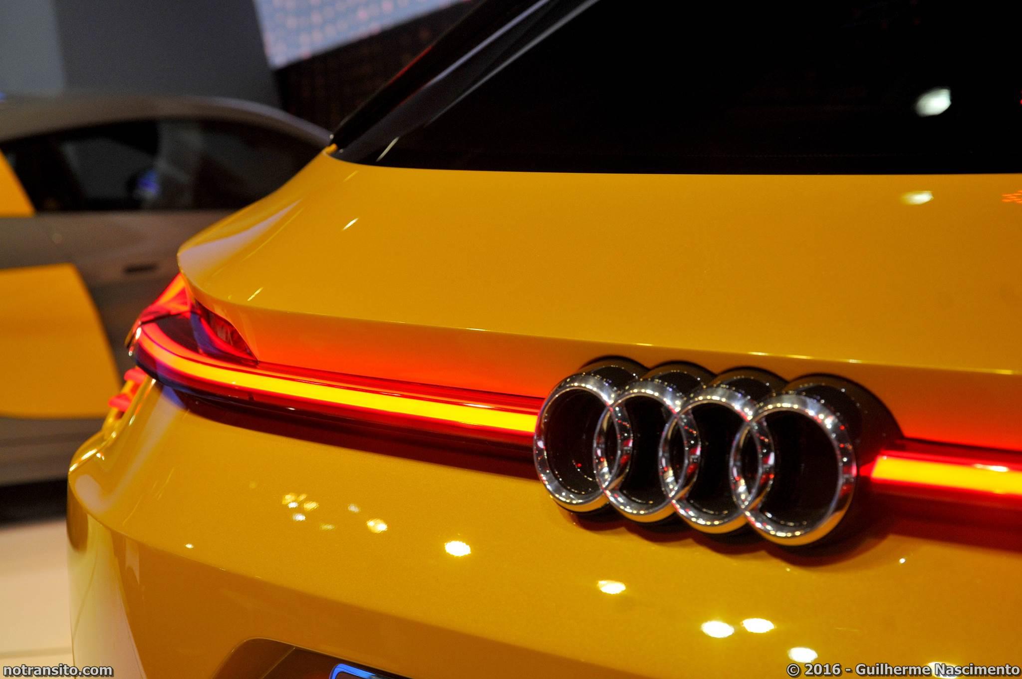 Audi H-Tron Concept Salão do Automóvel 2016