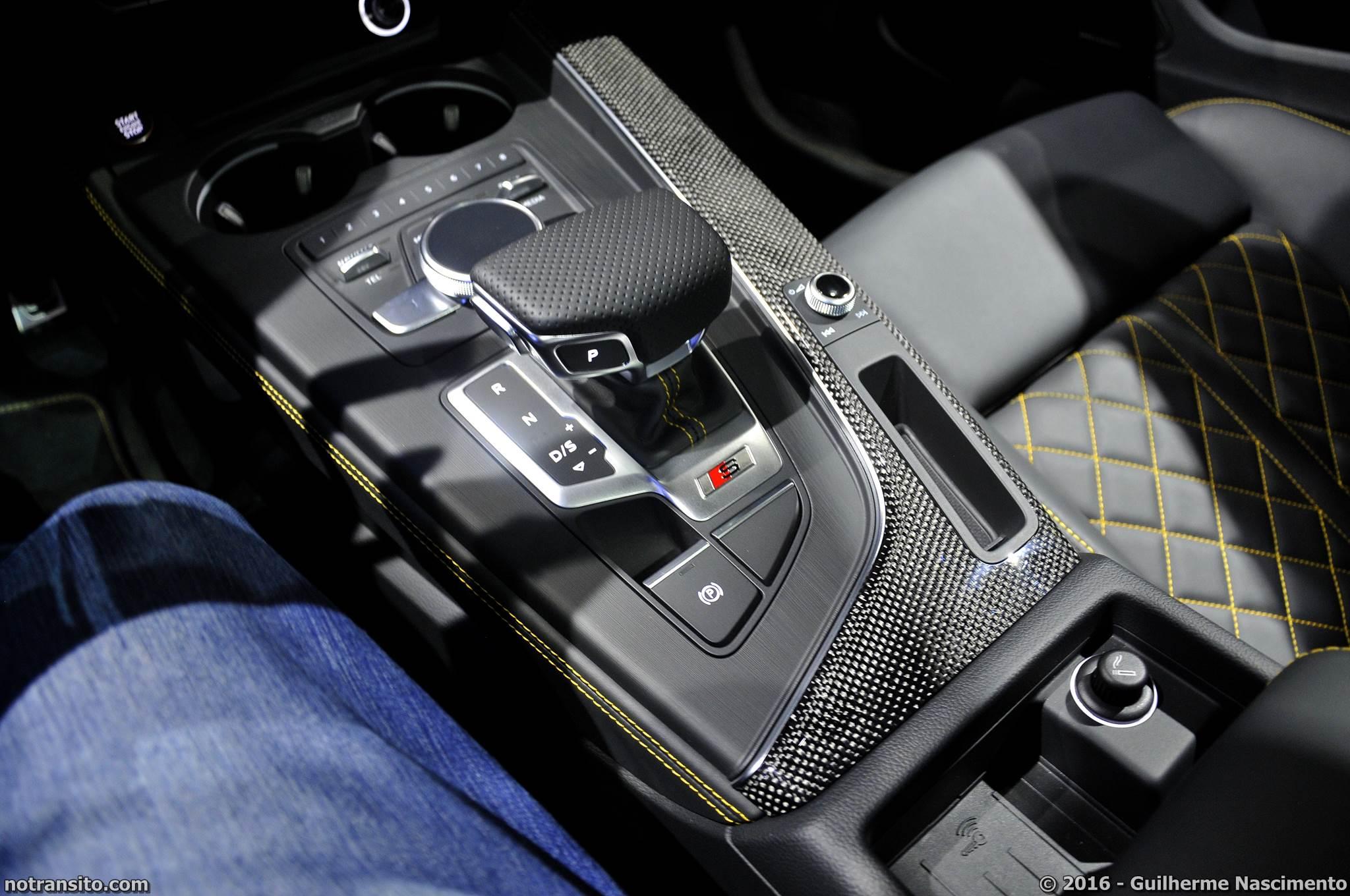 Audi S5 Coupé Salão do Automóvel 2016
