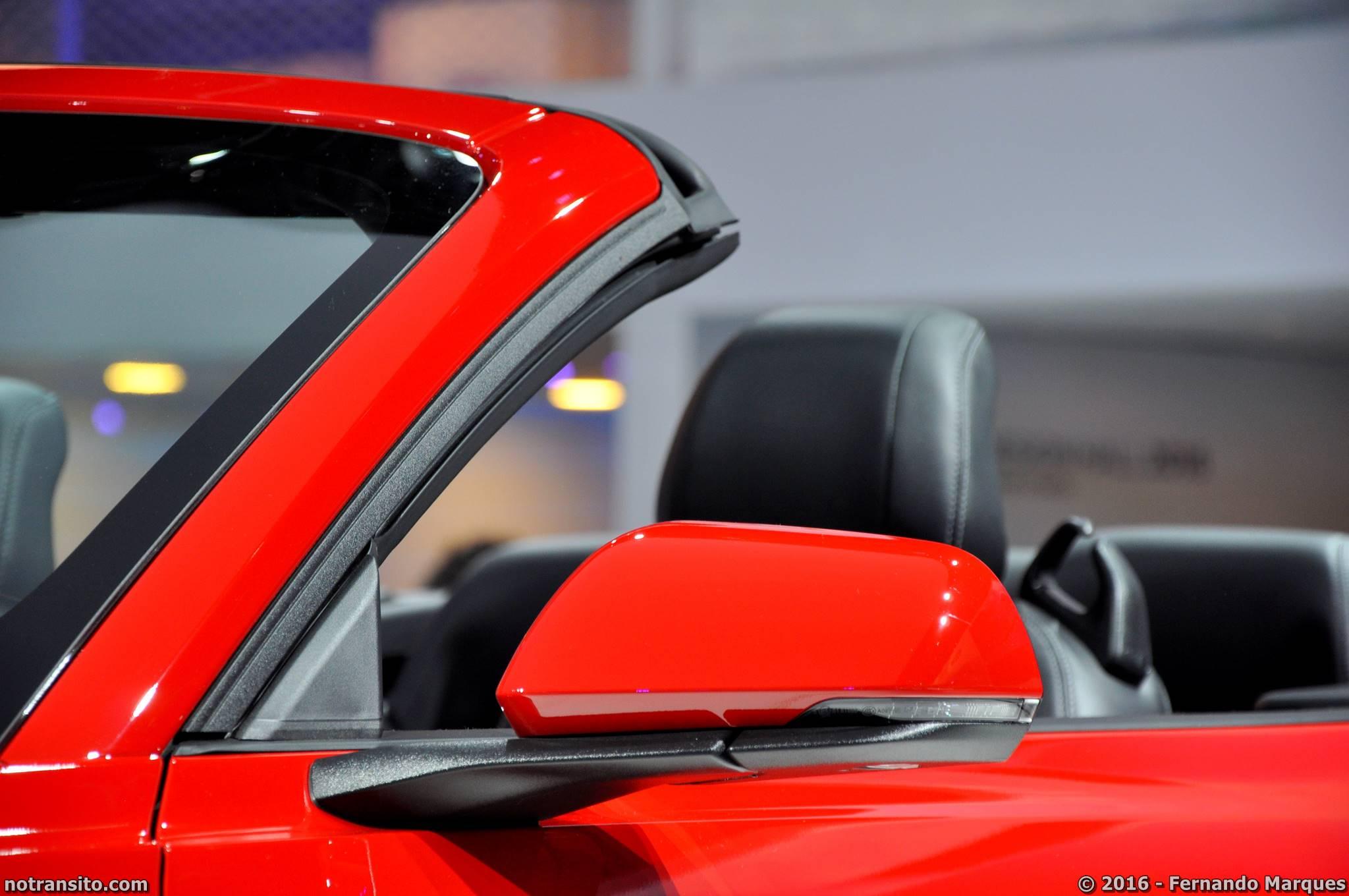 Ford Mustang GT Premium Conversível Salão do Automóvel 2016