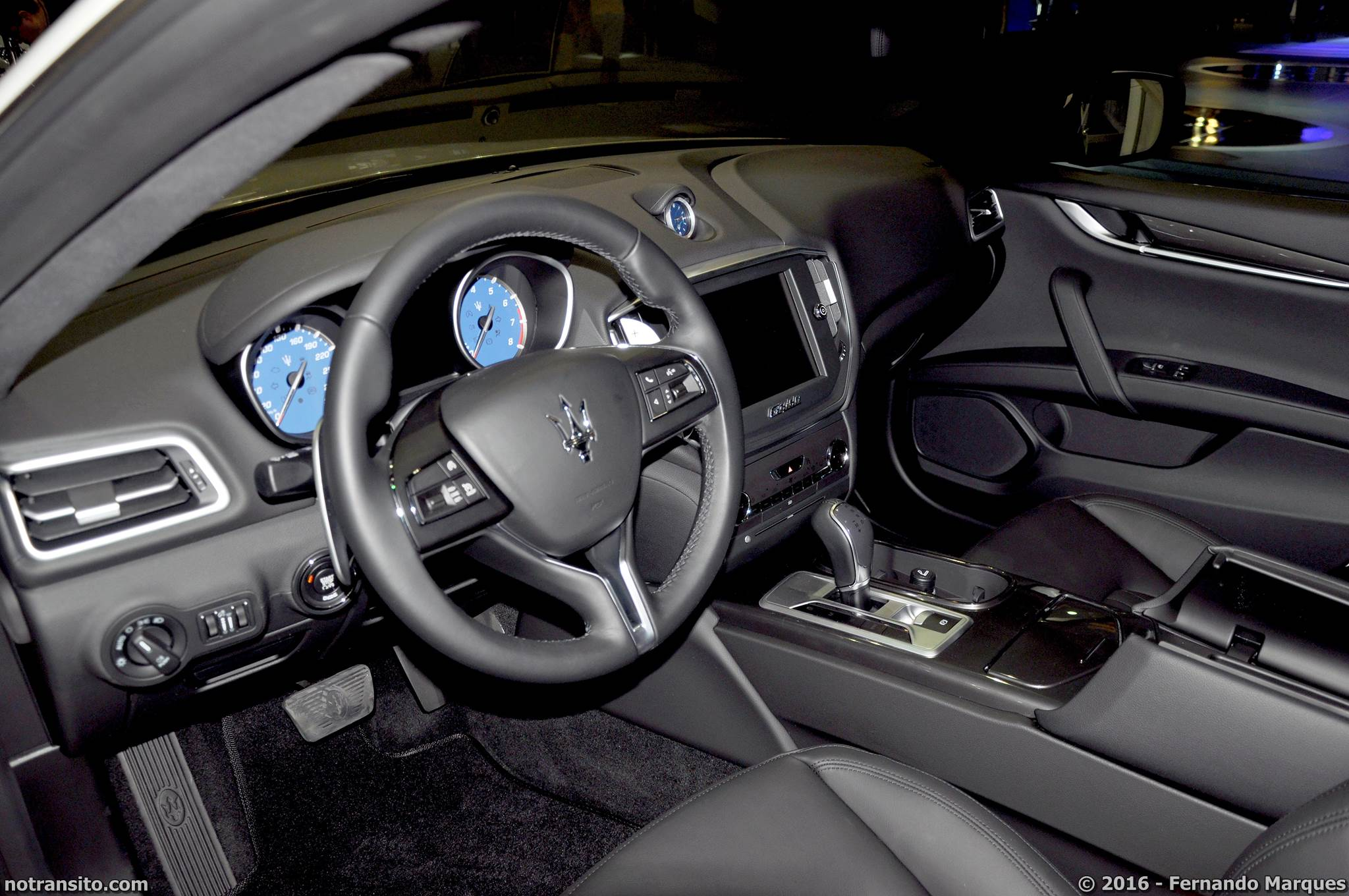 Maserati Ghibli Salão do Automóvel 2016