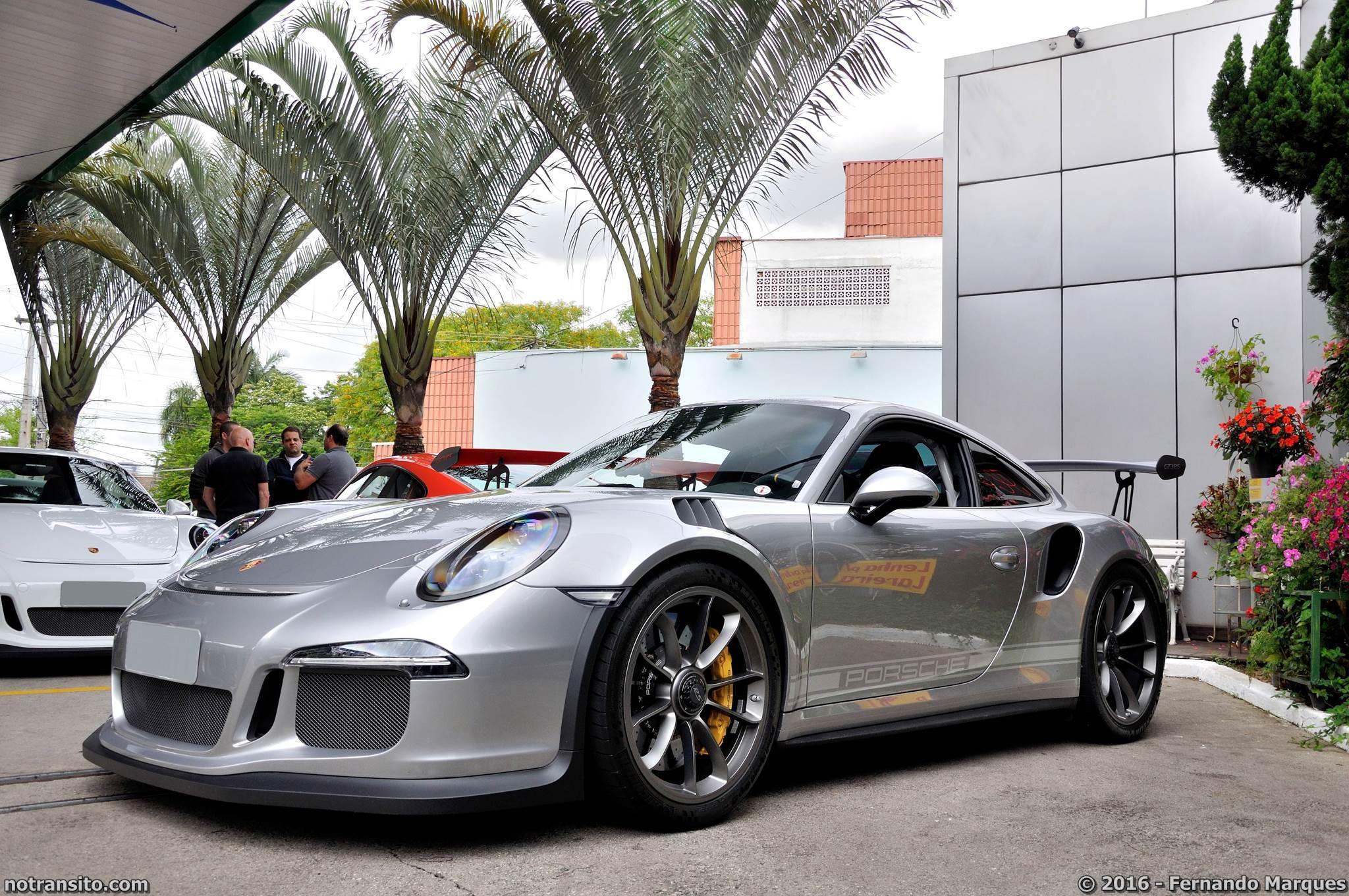 Porsche 911 GT3 RS 991