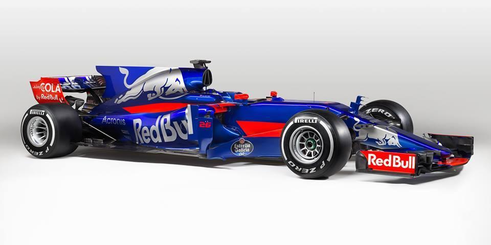 Talvez o carro mais bonito até o momento, mas a equipe satélite da Red Bull quer ser mais do que um carrinho bonito na pista.
