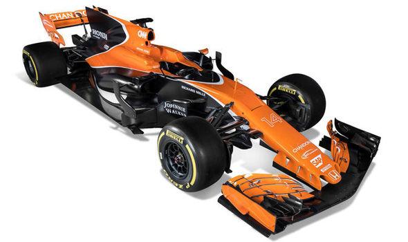 A volta da cor laranja no carro da equipe de Woking criou muita expectativa para saber como seria o lay-out da pintura. Parece que faltou ousadia. Vamos ver quando andar.