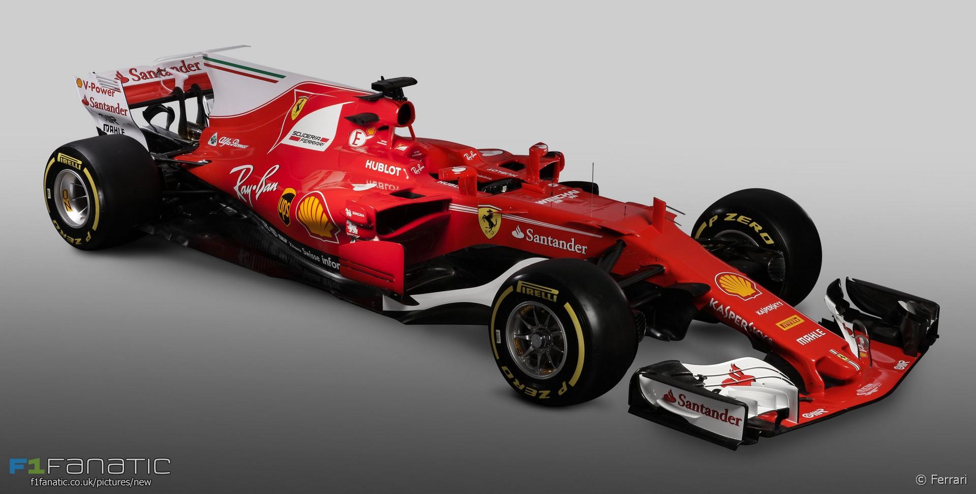 O modelo SF70 da escuderia italiana quer colocar de volta a equipe onde ela merece.