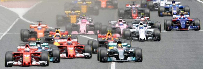 Vettel larga melhor que Hamilton, ponto.
