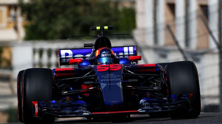 Sainz vai começando a convencer os grandes times (leia-se Ferrari).
