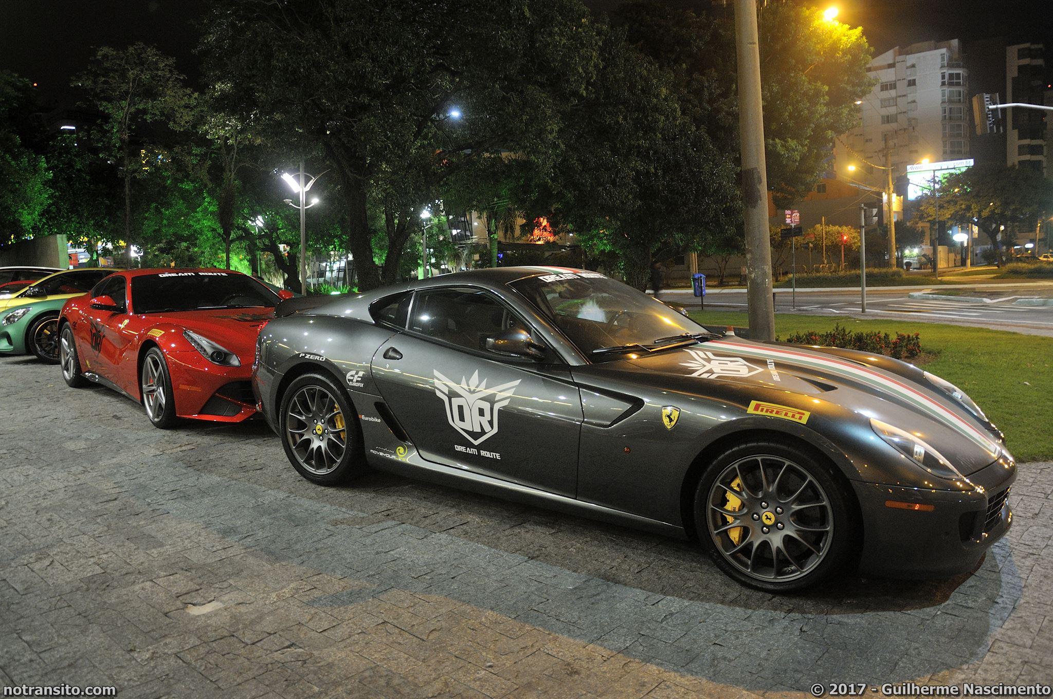 Dream Route Pirelli PZero Edition