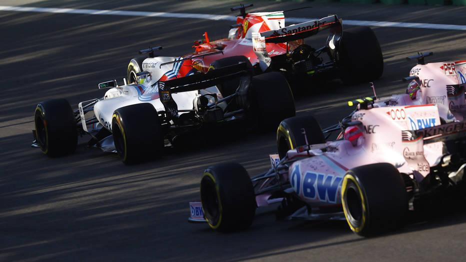 Massa fez uma excelente corrida até abandonar com problemas na suspensão traseira. Teve, depois de muito tempo, chance real de vencer.