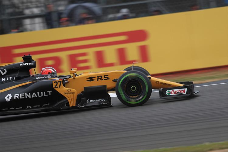 Hülkenberg foi o melhor depois do top 5. Nem o problema de Vettel no final tirou o mérito do seu grande resultado.