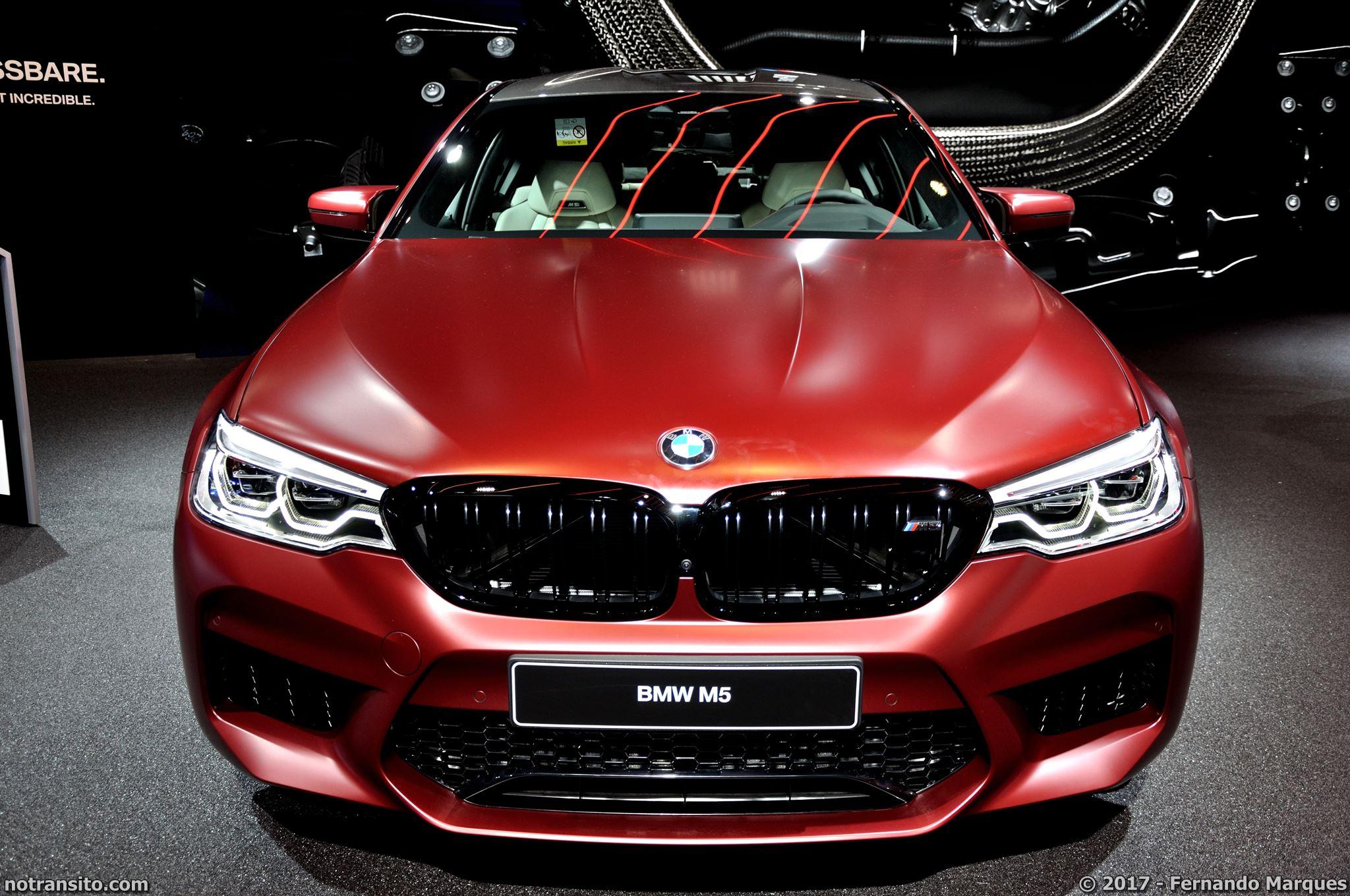 BMW M5 F90 First Edition Frankfurt