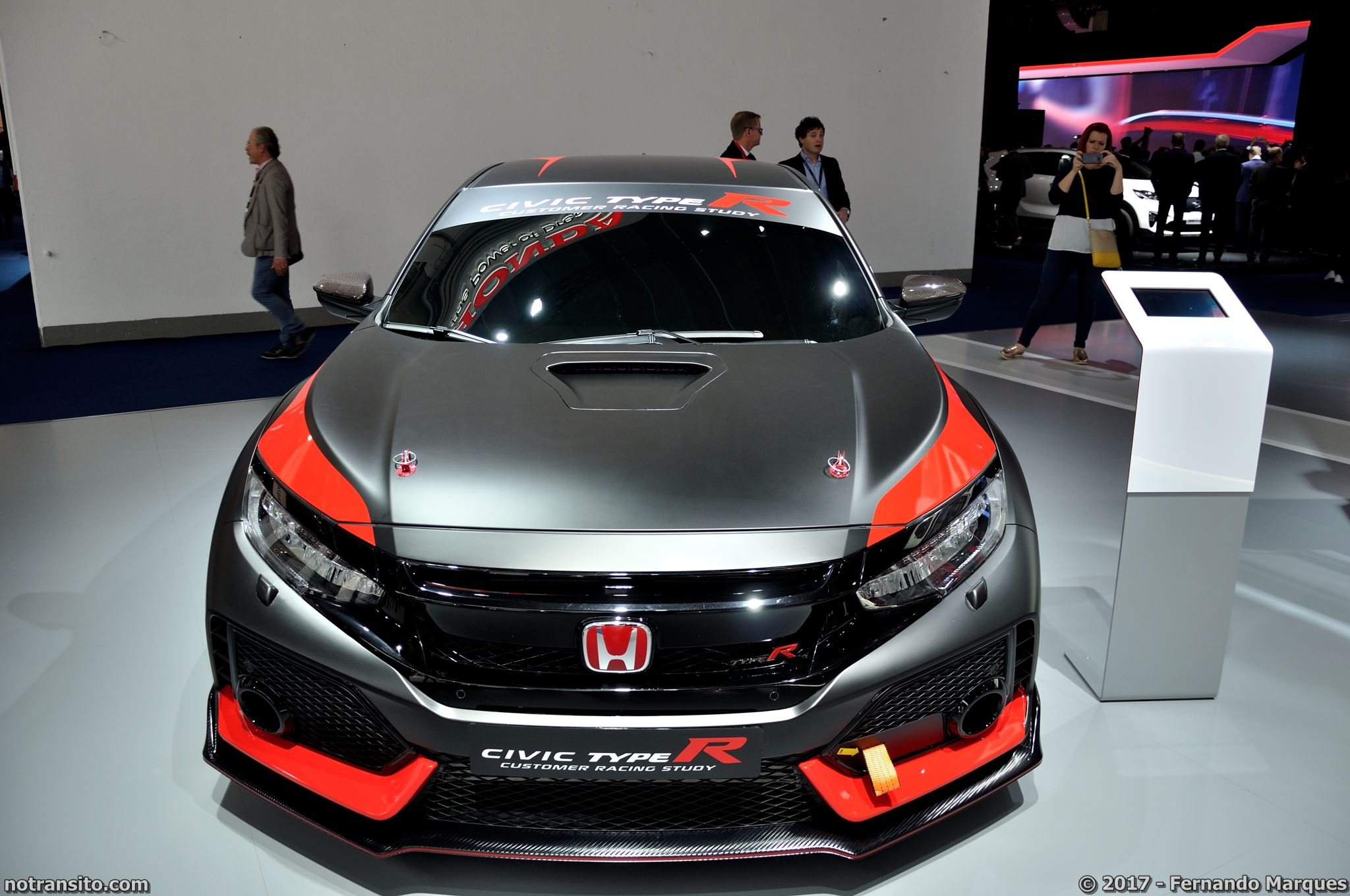 Novo Honda Civic Type R >> Honda Civic Type R & Honda NSX – No Trânsito