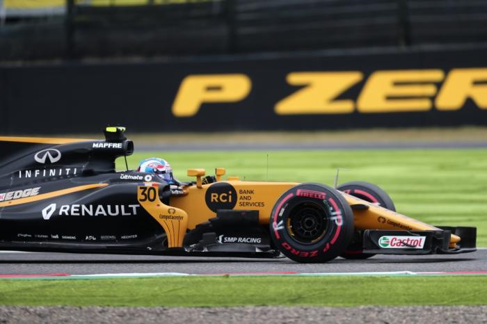Jolyon Palmer se despede da Fórmula 1. Então tá.